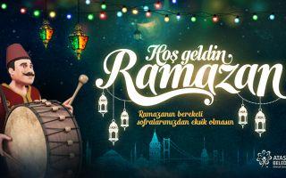 Ataşehir'de Ramazan Programı