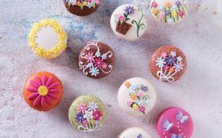 Bahar Desenlerinde Macaronlar