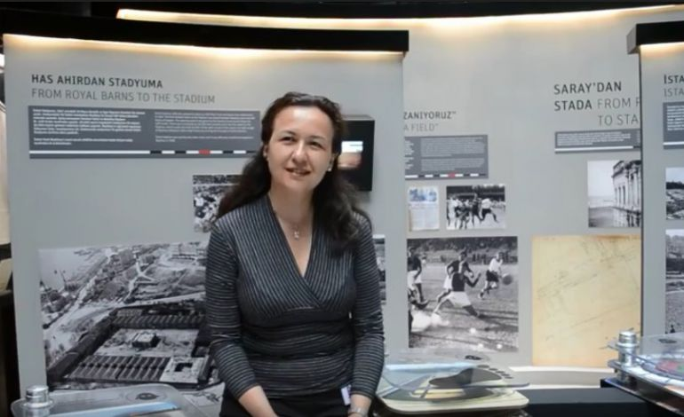 Canan Cürgen - Beşiktaş JK Müzesi