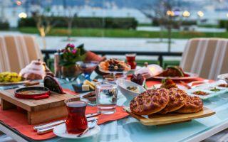 Çırağan Sarayı'nda Ramazan Sefası