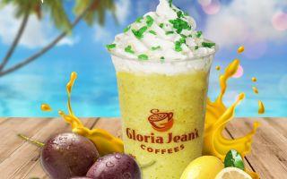 Gloria Jean's Coffees'den Tropikal Ferahlık!