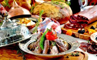 Ramazan'da Fasıl Eşliğinde Saray Mutfağı