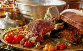Ramazan'ın Geleneksel Lezzetleri Carême Restaurant'ta