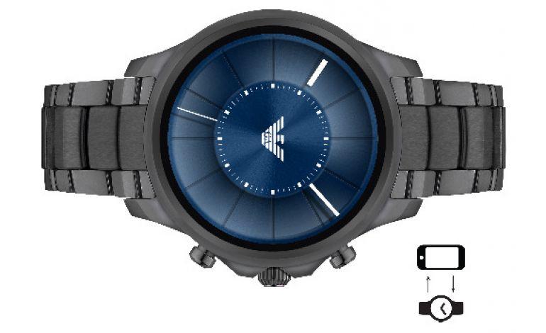 Armani Akıllı Saatleriyle Dünyaya Bağlanın!