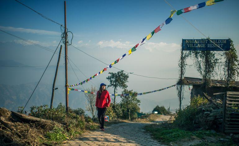 Himalaya'nın Canlı Renkleri
