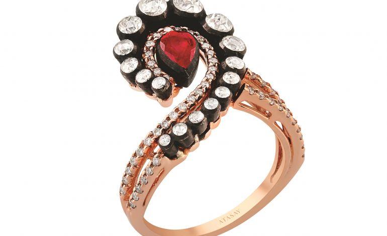 Mücevher Modasına Yön Veriyor!