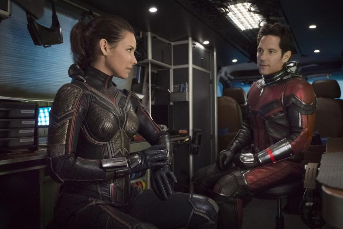 Ant-Man ve Wasp