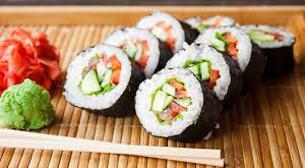 Sushi - Gençler ve Yetişkinler