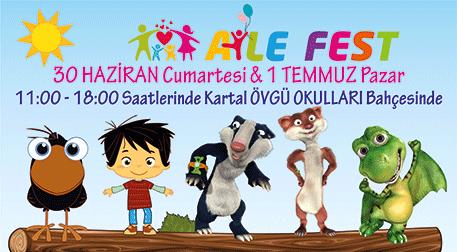 Aile Festivali - Cumartesi