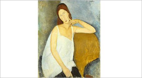 Çocuklar için Modigliani Atölyesi