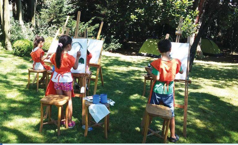 Çocuklar İçin Yaz Okulu Başliyor