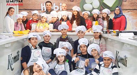 Genç Şefler Mutfakta (12 - 18 Yaş)