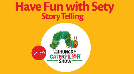 Have Fun With Sety - Story Telling