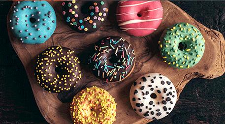 Lezzetin En Tatlısı: Donut