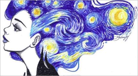 Masterpiece Galata Resim - Yıldızlı