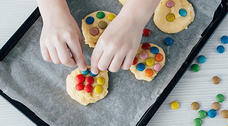 Minik Şefler: Cookies (6-9 Yaş)