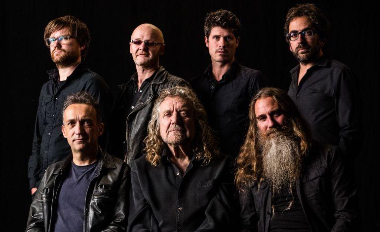 Robert Plant & The SensationalSpace