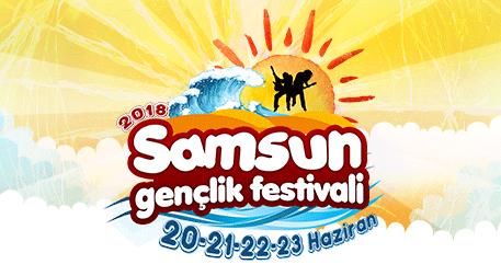 Samsun Gençlik Fest - Cumartesi