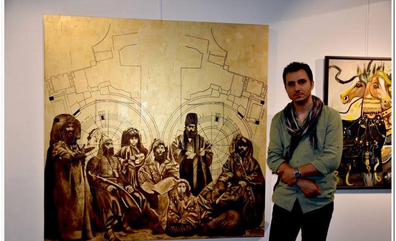 Türk-İran Resim Sanati Bu Sergide Kucaklaşiyor