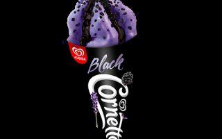 Bu Yazın En Trendy Lezzeti: Cornetto Black