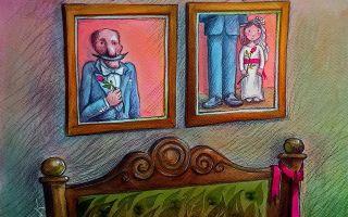 Dünya Karikatüristleri, Çocukların Erken Yaşta Evlendirilmesine 'Hayır' Dedi!..