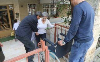 Maltepe'de Engelliler Sandıklara Ücretsiz Taşınacak