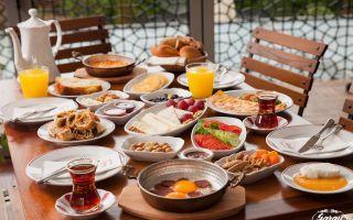 Saray Kahvaltısının Mutlulukla Bir İlgisi Var!
