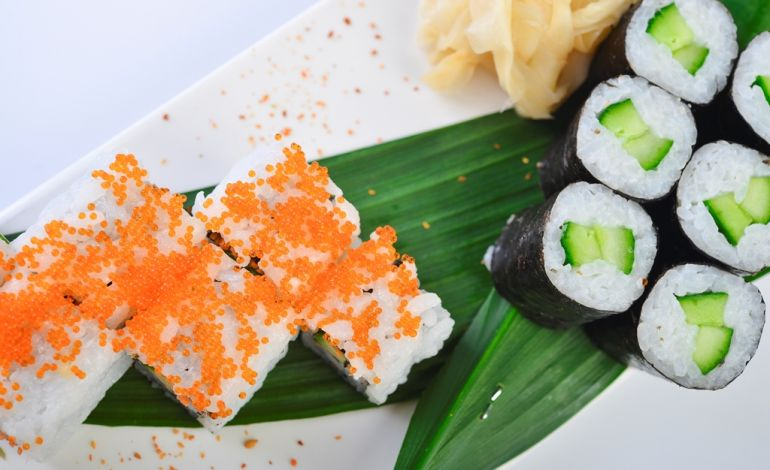 Sınırsız Sushi Keyfi İçin Shangri-La Bosphorus İstanbul'a!