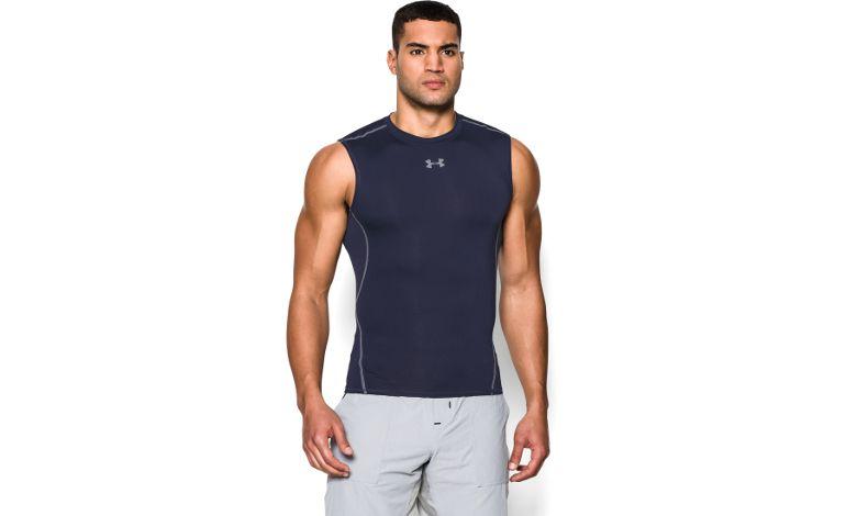 Under Armour'ın Compression Tişörtleriyle Kaslar Sımsıkı!