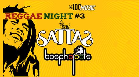 %100 Music: Reggae Night Vol.3