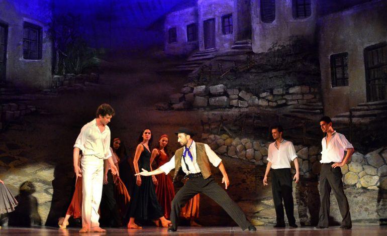 """9. Uluslararası ı İstanbul Opera Festivali """"Zorba"""" Balesi ile Sona Eriyor"""