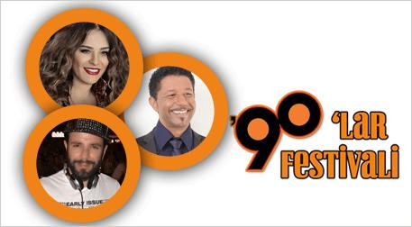 90'Lar Fest: Reyhan Karaca-Mansur