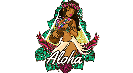 Aloha Summer Party with Hürock
