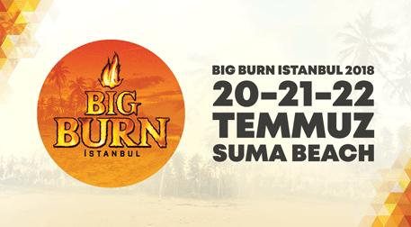 Big Burn Istanbul - Kombine