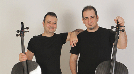 Burç Balcı ve Murat Başman