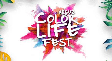 Color Life Fest'18 Arsuz