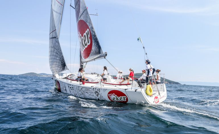 3. Deniz Kızı Ulusal Kadın Yelken Kupası