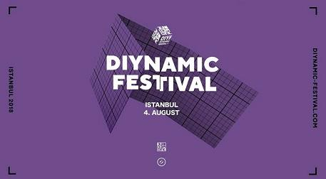 Diynamic Festival Istanbul 2018