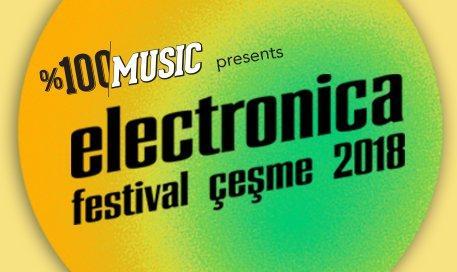 Electronica Festival Çeşme 2018