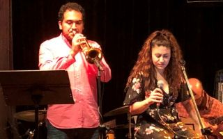 Elif & Paul Sanchez 'The Latin Project'