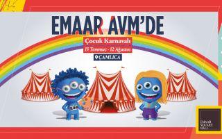 Emaar AVM Çocuk Karnavalı