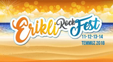 Erikli Rock Fest - 3 Gün - Cuma