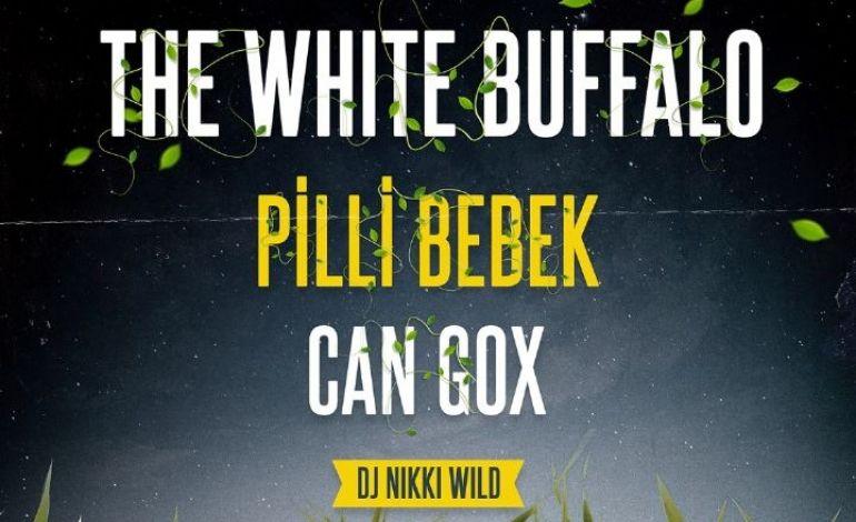 Greenify2018 - The White Buffalo