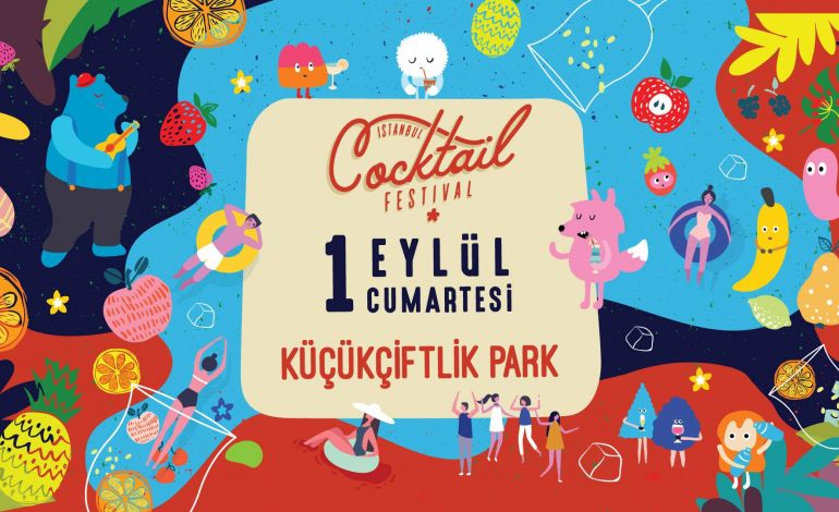 İstanbul Cocktail Festival 2018