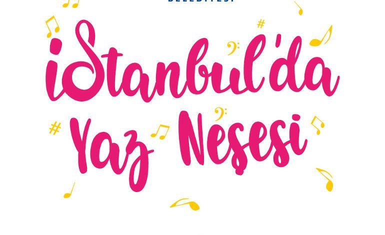 İstanbul'da Yaz Neşesi Başladı