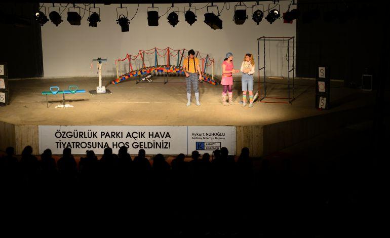 Kadiköy Çocuk Tiyatro Festivali Başlıyor
