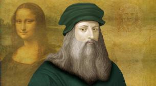 Leonardo Da Vinci ile Müzede Bir