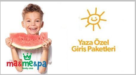 MaMePa Yaza Giriş Paketi