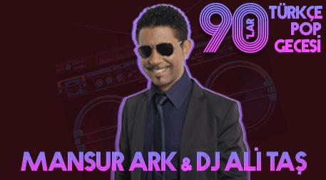 Mansur Ark - DJ Ali Taş 90 'lar Tü