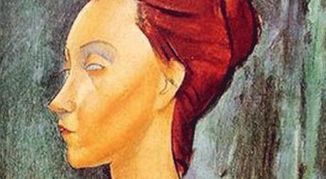 Masterpiece Ankara Resim - Modiglia